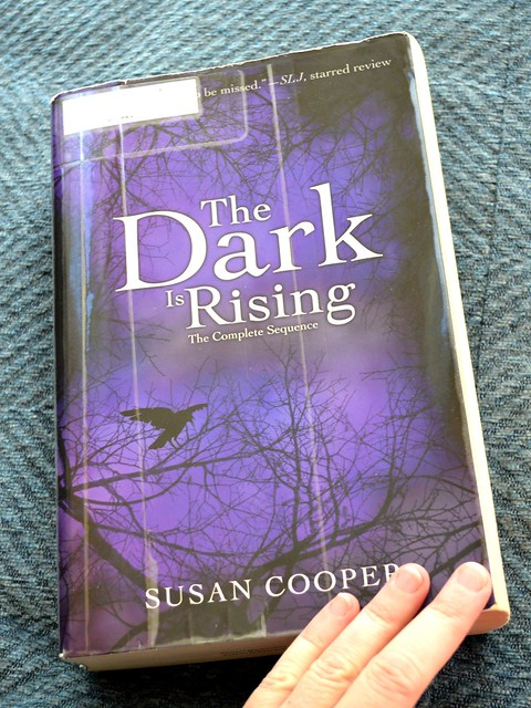 Current Reading The Dark Is Rising