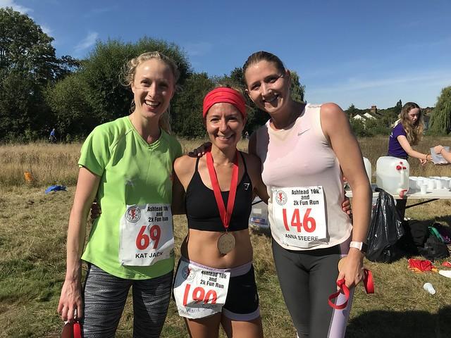 Ashtead 10k and 2k Fun Run 2019
