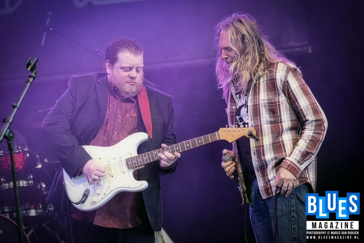 Danny Bryant @ Blues Rock Festival Tegelen 2019