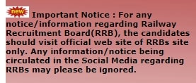 Railway Recruitment 2019: All RRBs say ignore notifications on social media, Check their important notice