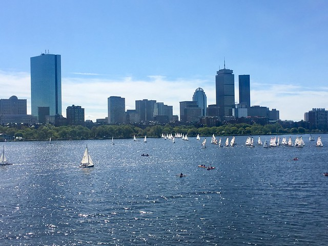 Boston - The Charles River!