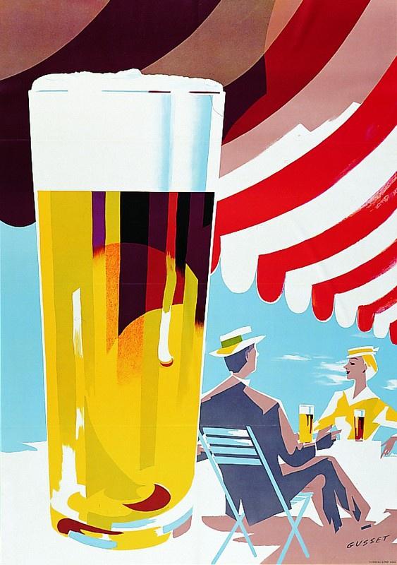 Paul-Gusset-1956-summer-beer