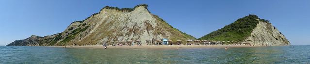 Arkoudilas beach