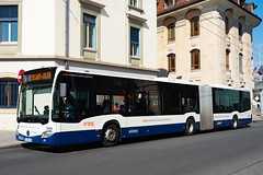 TPG Gem Bus Mercedes Citaro O503G 1986