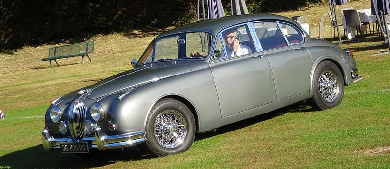 Jaguar 3,8 litres MK2 1962 et XK 150 - 48738547738_e2f04f7eea_c