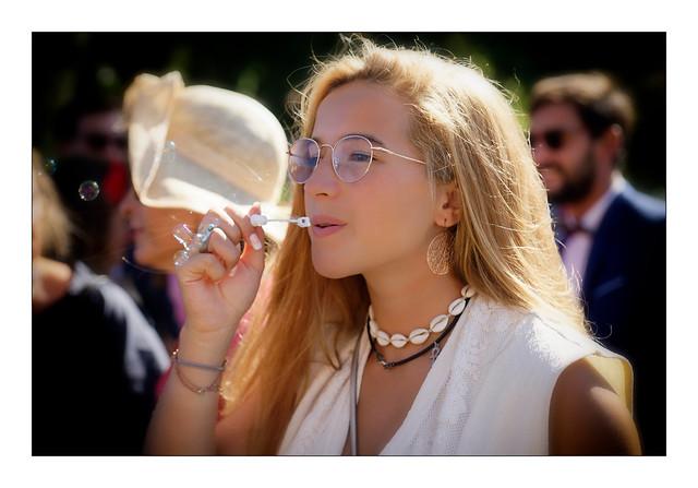 Les bulles de Marie