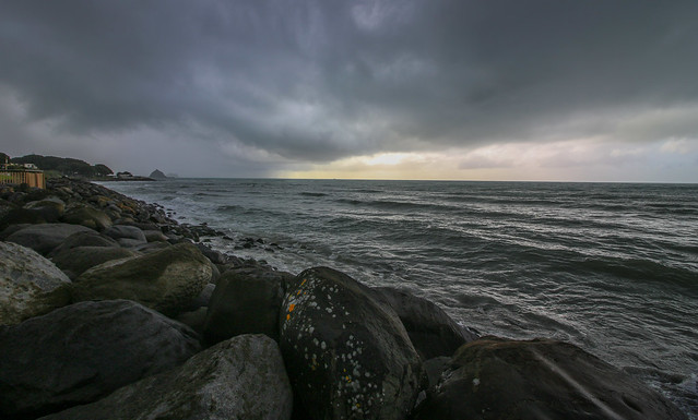 New Plymouth - Cloudscape