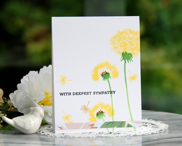 sympathy cards #3