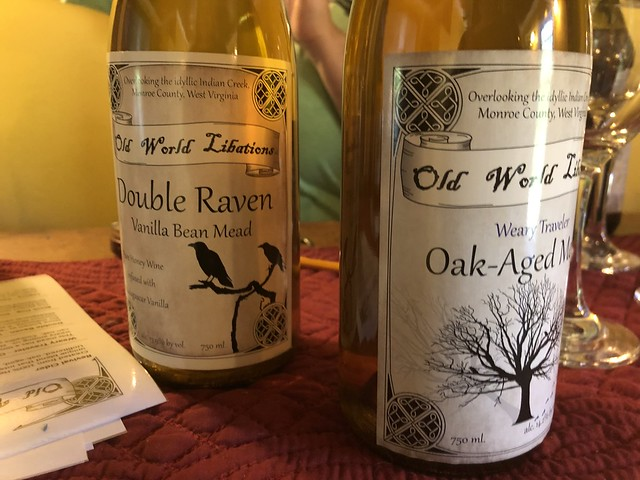 Old World Libations & Pence Springs