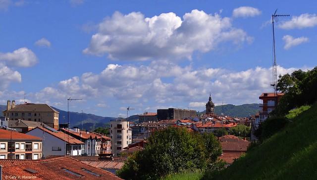 Hondarribia, País Vasco, España.