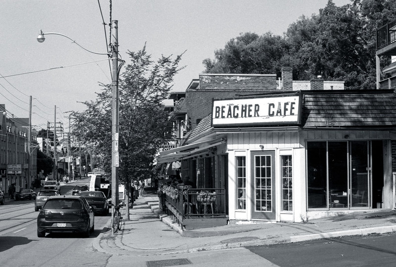 Beacher Cafe on the Corner