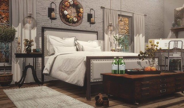 West Village by Apple Fall Clinton Bed