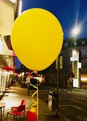 Lesung//StefanieWally//AkteGelberLuftballon//WochenendeEnde