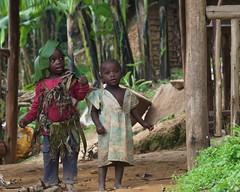 IMGP3832 Batwa Kids