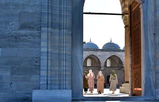 Istambul- Balat- Sultan Selim Mosque