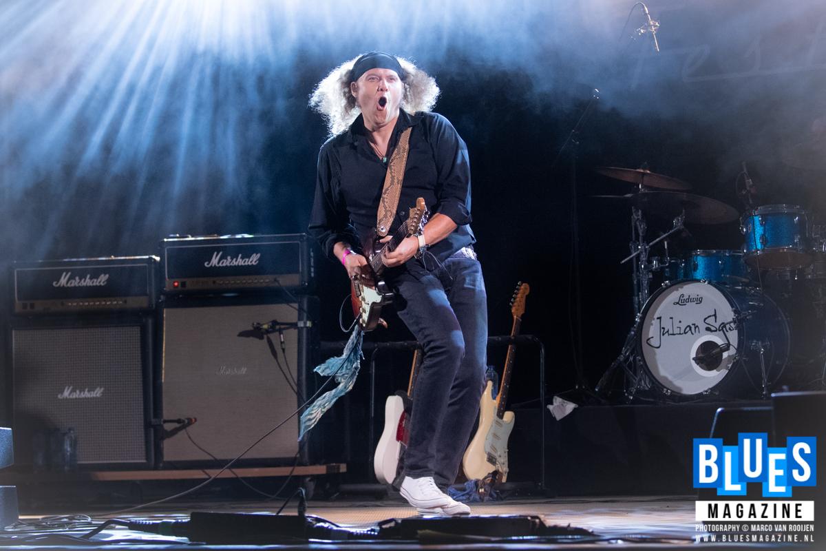 Julian Sas @ Blues Rock Festival Tegelen 2019