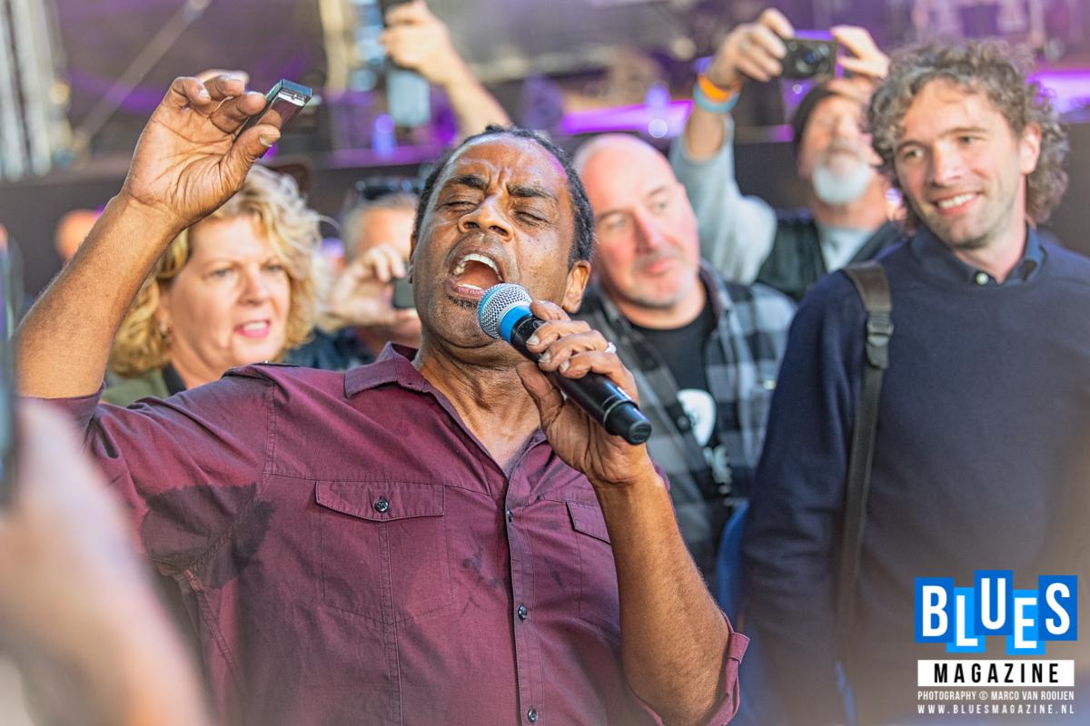 Kenny Neal @ Blues Rock Festival Tegelen 2019