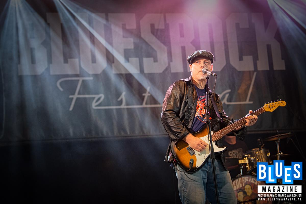 Dede Pries & Johnny Clark @ Blues Rock Festival Tegelen 2019