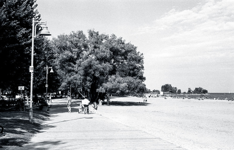 Woobine Beach Near the Pool
