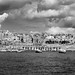 Malta black and white