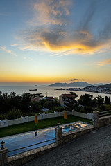 Kokkari View (Sunrise) as seen from Villa Penny (Samos - Greece) (Panasonic Lumix S1 & Lumix S 24-105mm F4 Zoom) (1 of 1)