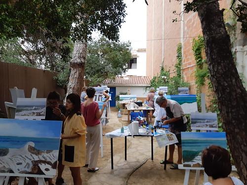 Curs de marines, dintre els actes de l'Exposició Francisca. 14 i 15 de setembre.
