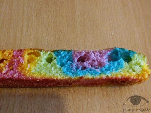 Kuchen von innen