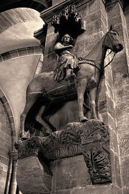 Der berühmteste Reiter der Welt - The most famous rider in the world