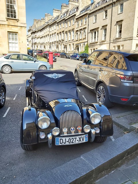 A  Frenchman with a taste for a British Classic