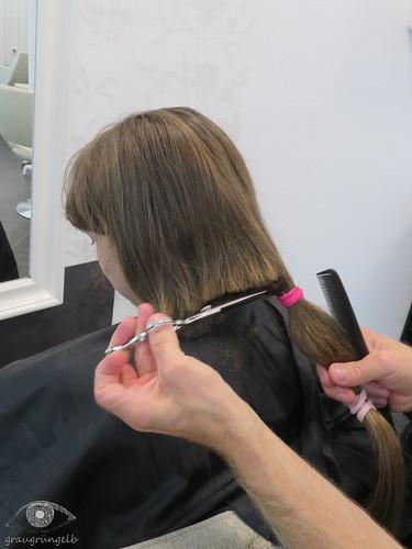Schnipp - Schnapp - Haare ab