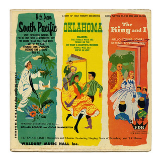 Hits from South Pacific, Oklahoma, The King And I