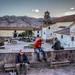 Plaza de San Blas. Cusco. Momentos sin multitud.