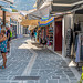 The Shopping Street - Kokkari Town (Samos) (Panasonic Lumix S1 & Sigma DN 45mm f2.8 Prime) (1 of 1)