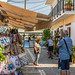Taking Pic's - The Shopping Street - Kokkari Town (Samos) (Panasonic Lumix S1 & Sigma DN 45mm f2.8 Prime) (1 of 1)