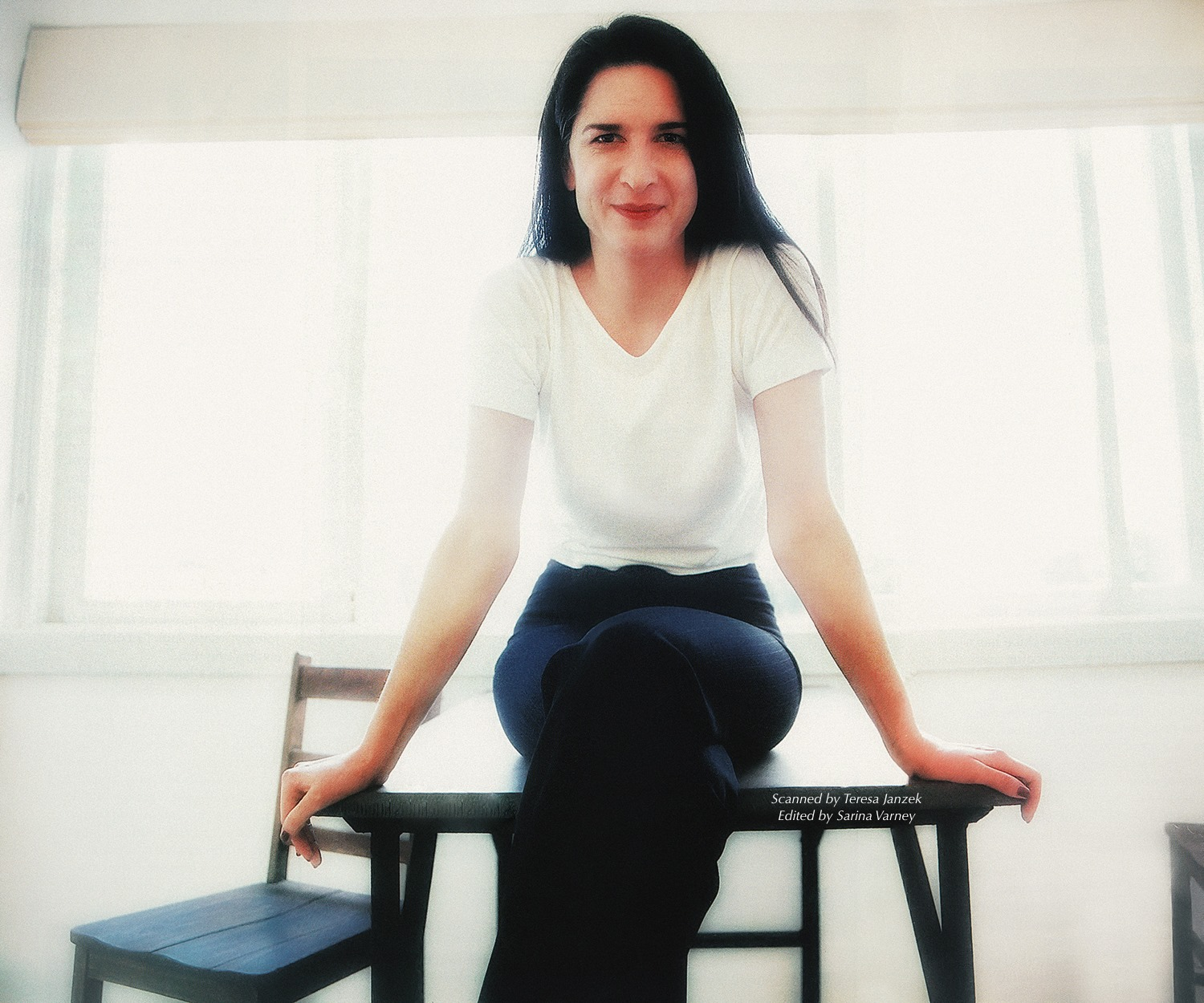 Pamela Rabe | Photo by Philip Le Masurier (1997)