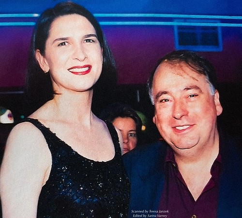 Pamela Rabe & Roger Hodgman | Photo by Patrick Riviere