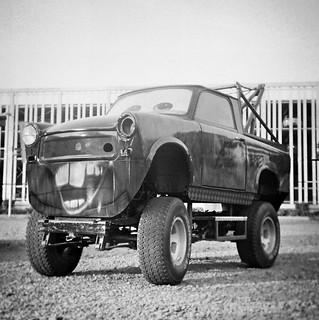Trabant Monstertruck