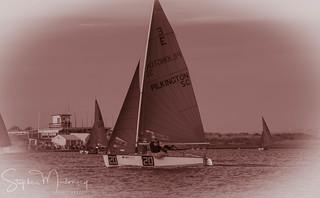 Boat Balance & Sail Trim