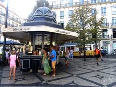 Lisboa XXXIX - Bairro Alto - Praça Luís de Camões