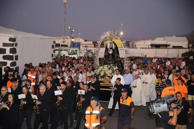 Procesión de la Virgen de Los Dolores 2019