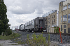VIA Rail Train 85