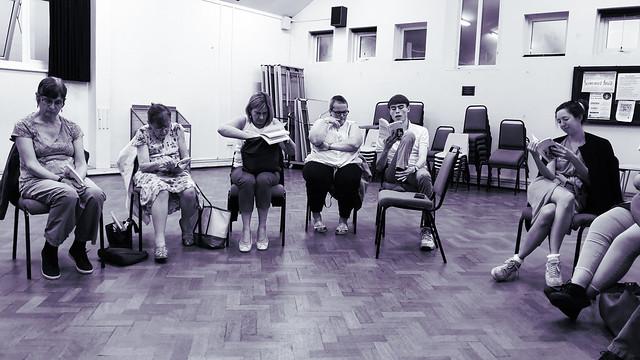 In Rehearsal | Harvey