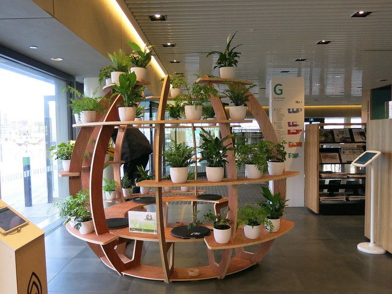 Green Connection Pod