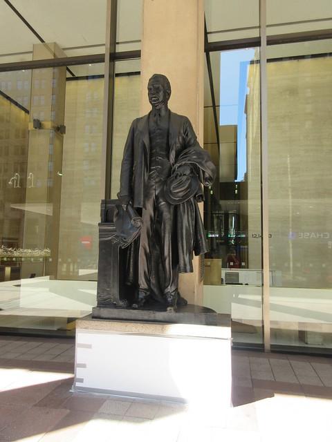 2019 Samuel Rea Statue - American Engineer 1342