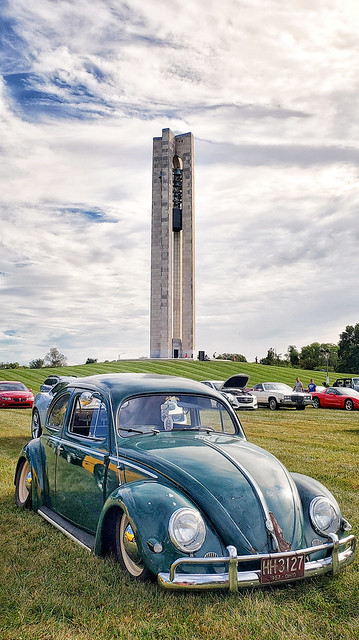 '57 Beetle at Carillon Historical Park