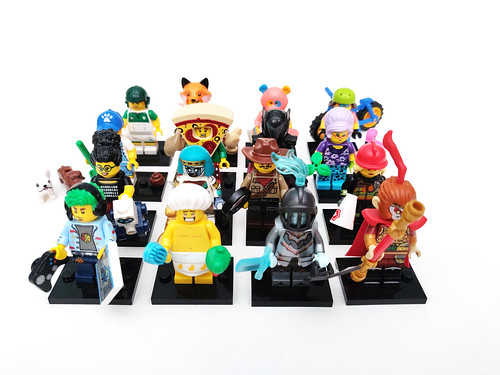 LEGO Collectible Minifigures Series 19 (71025)