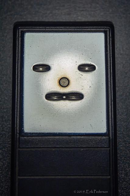 Stapler Base Face