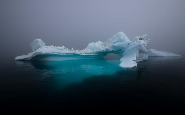 Disko Icebergs