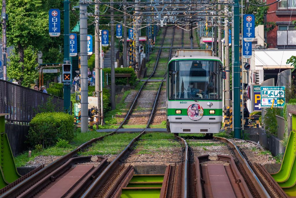 Toden Arakawa Line (Sakura Trum) 7000 Series