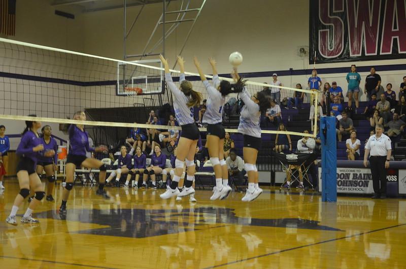 LBJ Volleyball 9/13/19 Margaret Hearne